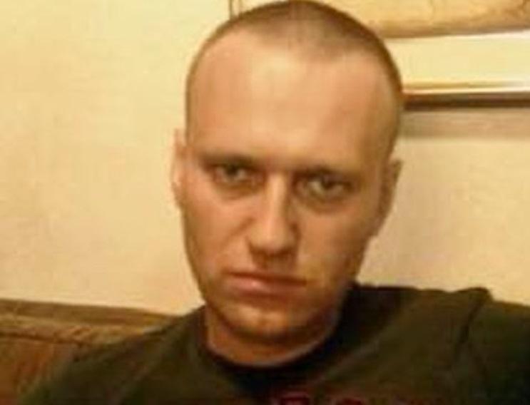 Alexei Navalnîi, imagine din închisoare