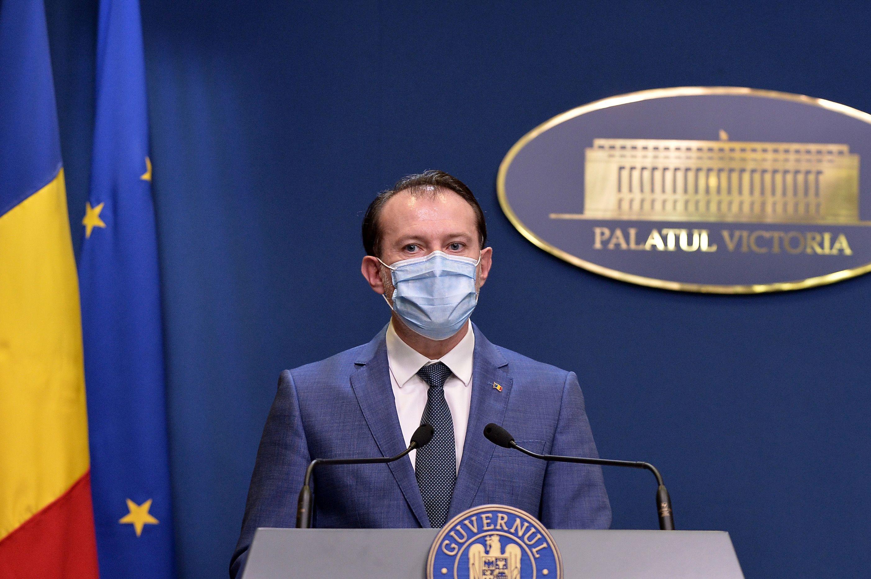 """Florin Cîțu, în ziua în care România a ajuns la un milion de persoane vaccinate împotriva Covid: """"Lucrurile vor merge mult mai rapid de acum înainte"""""""