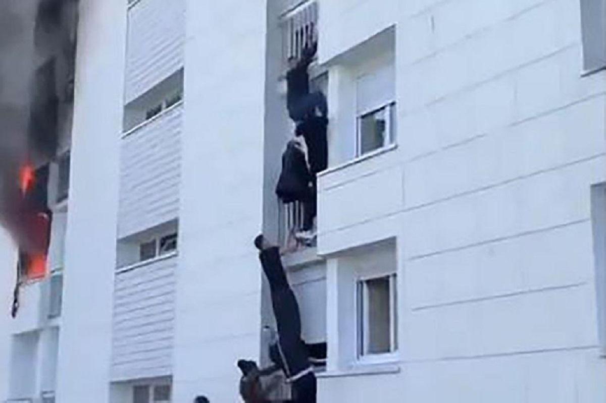 Momente dramatice în oraşul francez Nantes