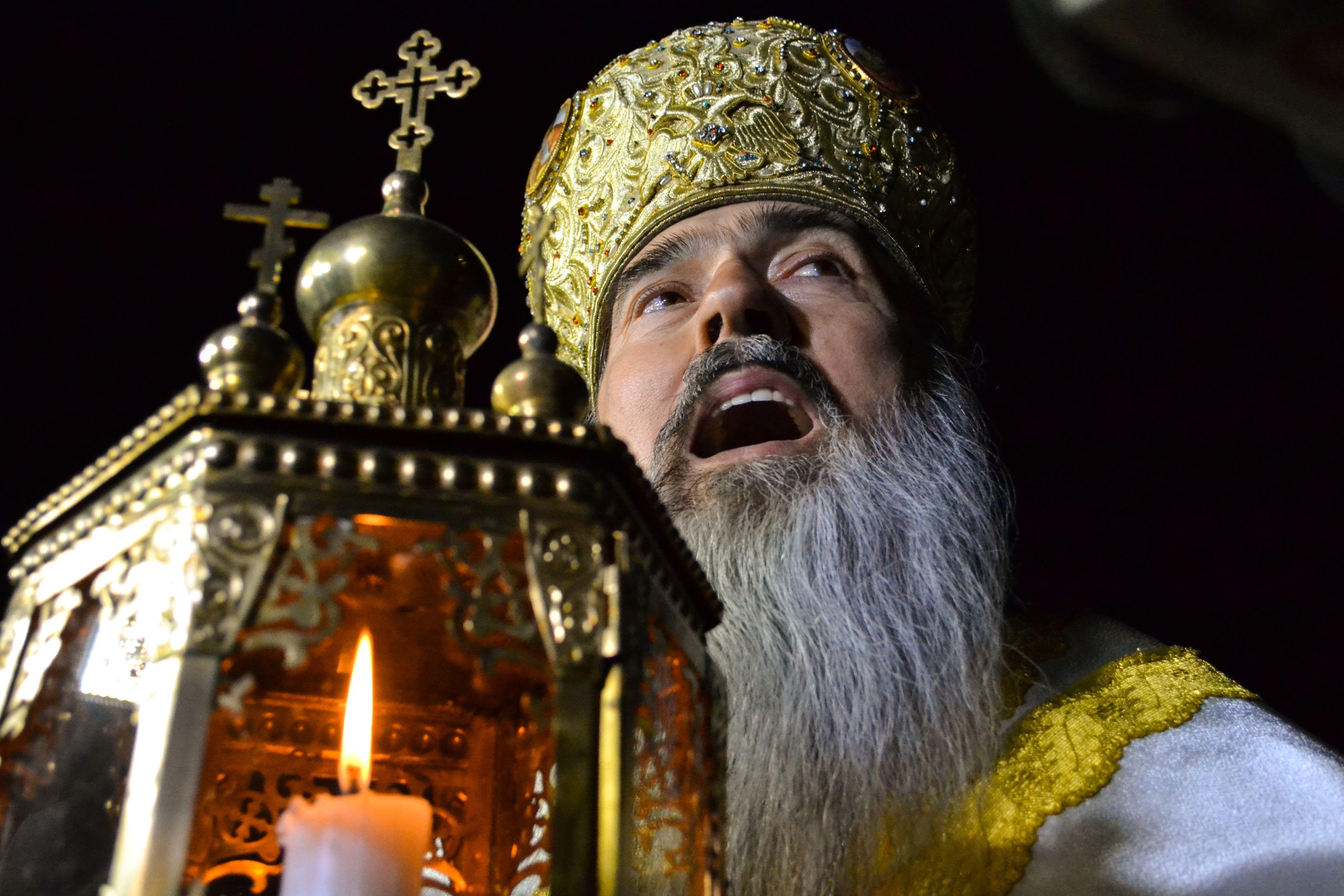 """""""Biserica nu se va închide, că nu e a autorităților vremelnice, ci a lui Dumnezeu"""""""