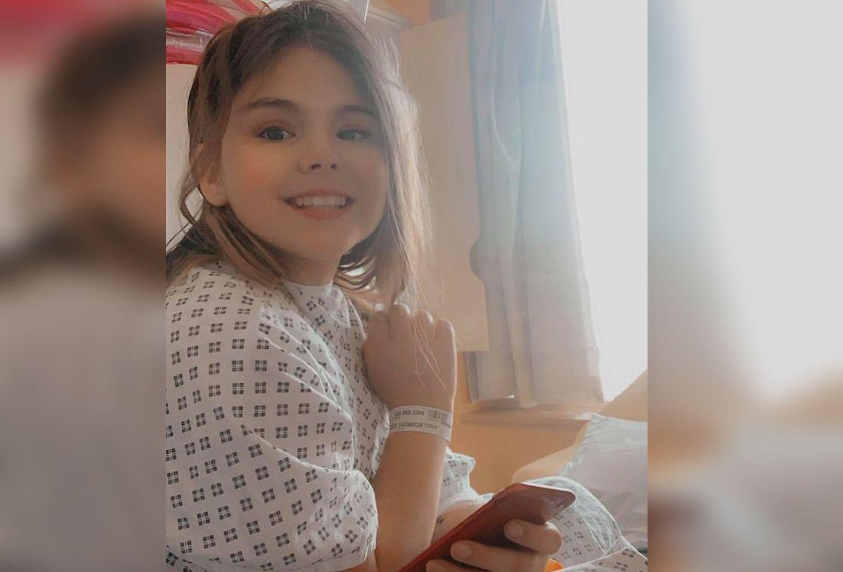 Lucie Thomson suferea de durere de dinți, însă durerea era doar un simptom pentru cancer