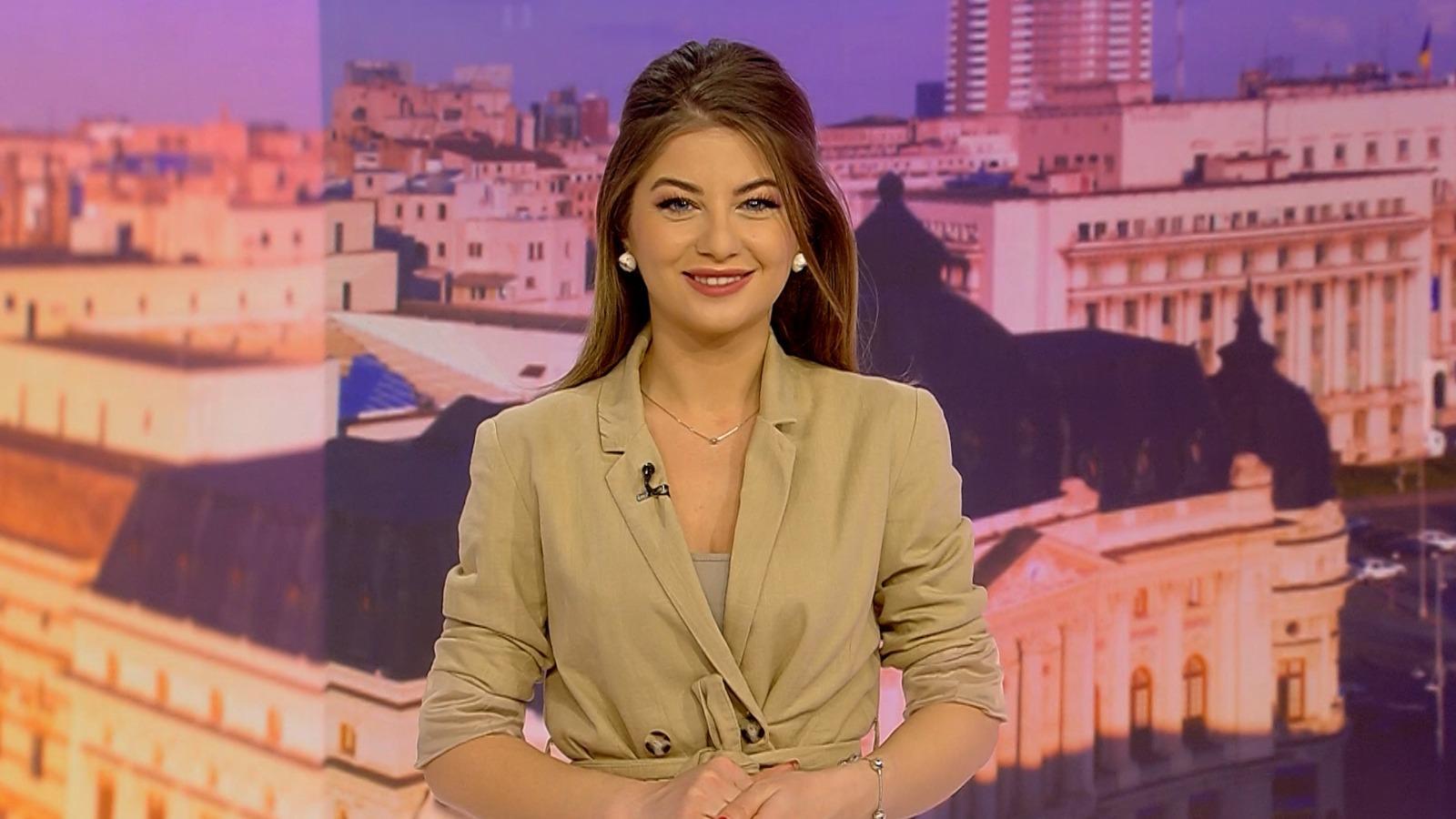 Francesca Simionescu prezintă Observator de bine