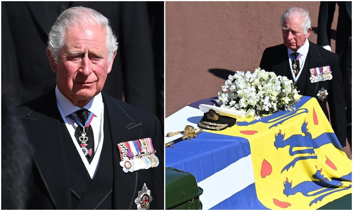 Regatul Unit şi-a luat adio, astăzi, de la prinţul Philip