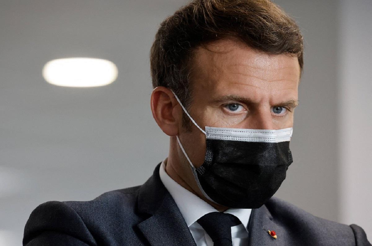 Emmanuel Macron, despre situaţia tensionată cu Rusia