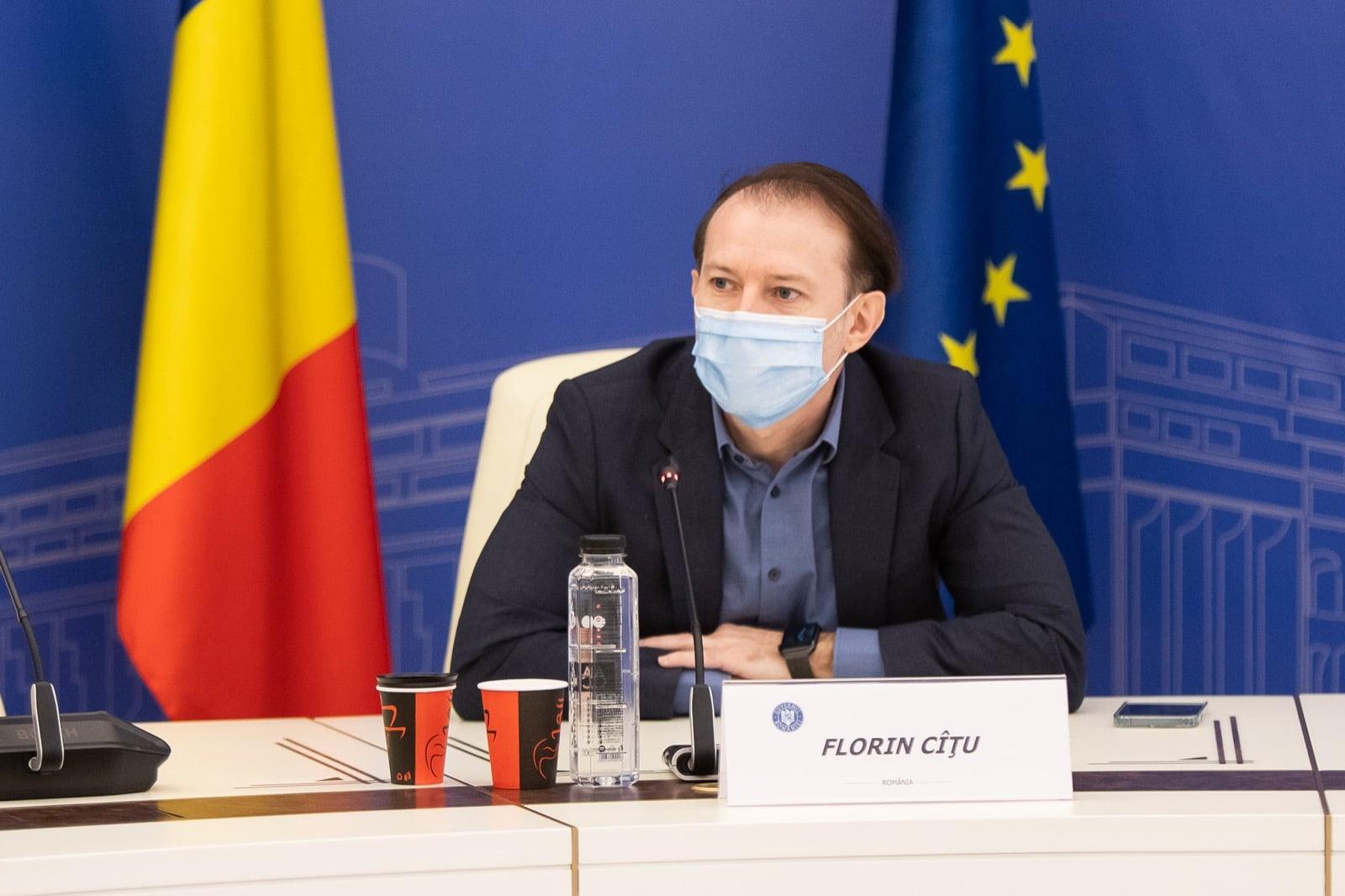 Guvernul transmite că nu a primit niciun document oficial privind grupul de la Sănătate care verifica raportările COVID
