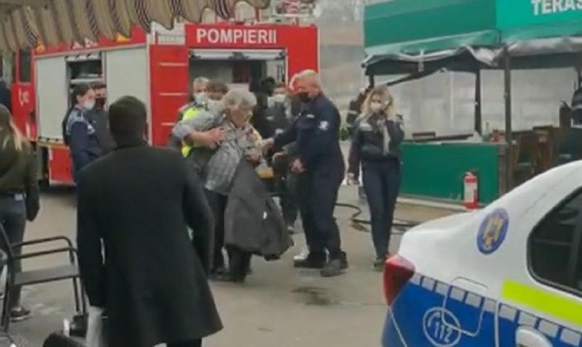 Poliţişti reţinuţi în cazul bărbatului din Piteşti mort în timpul imobilizării