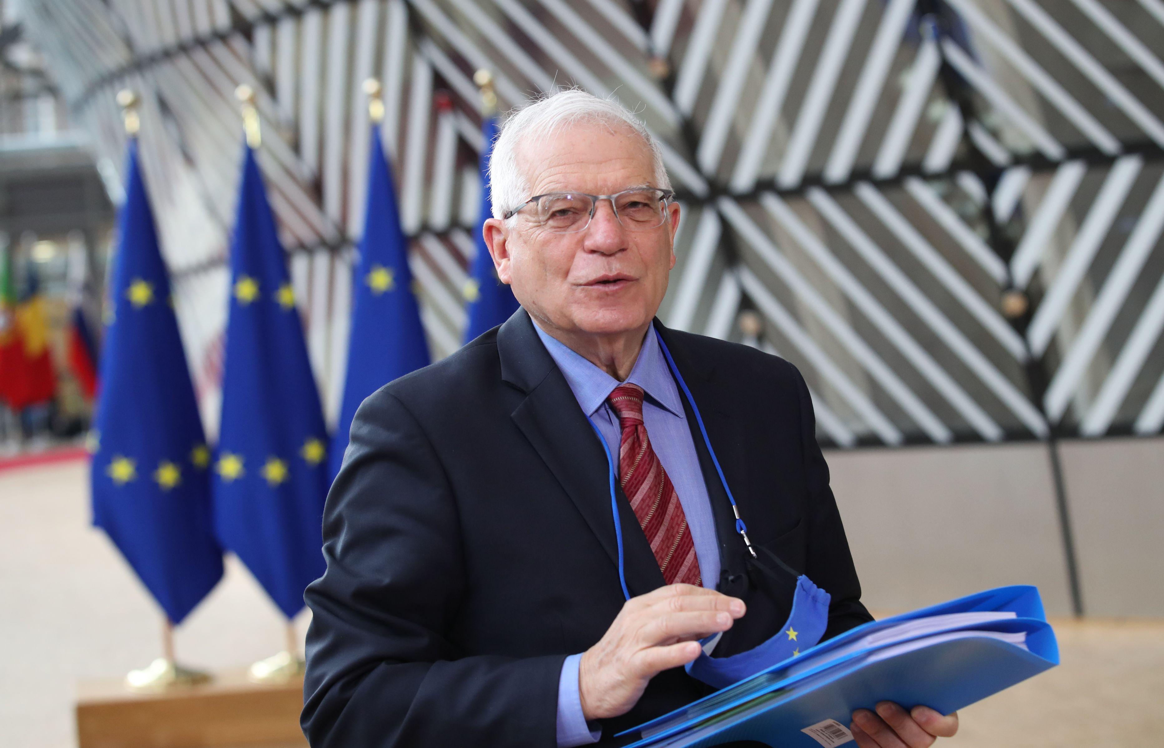 Înaltul Reprezentant UE pentru Politică Externă Josep Borrell