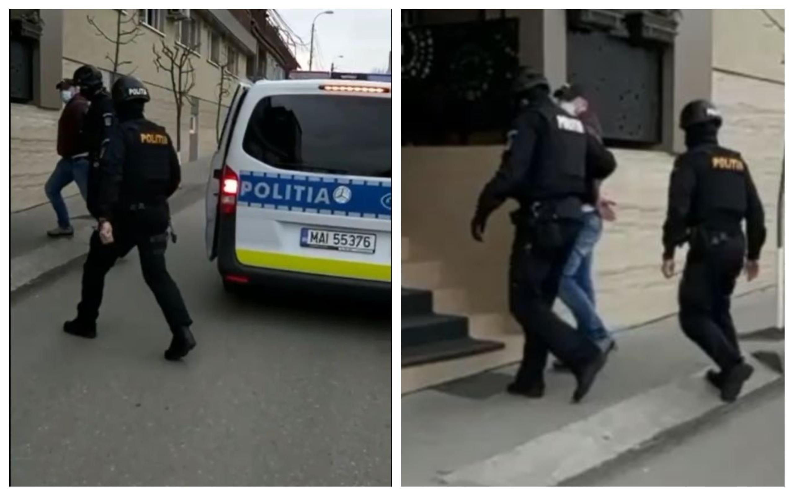 Motociclist din gruparea Hells Angels România a fost prins la Cluj