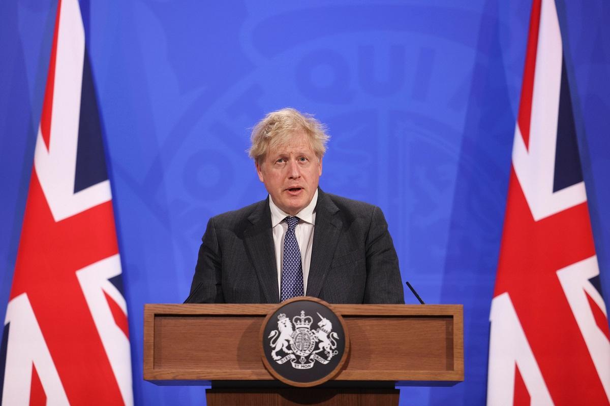 Premierul Marii Britanii, Boris Johnson, a salutat, miercuri, retragerea cluburilor engleze din proiectul Superligii europene