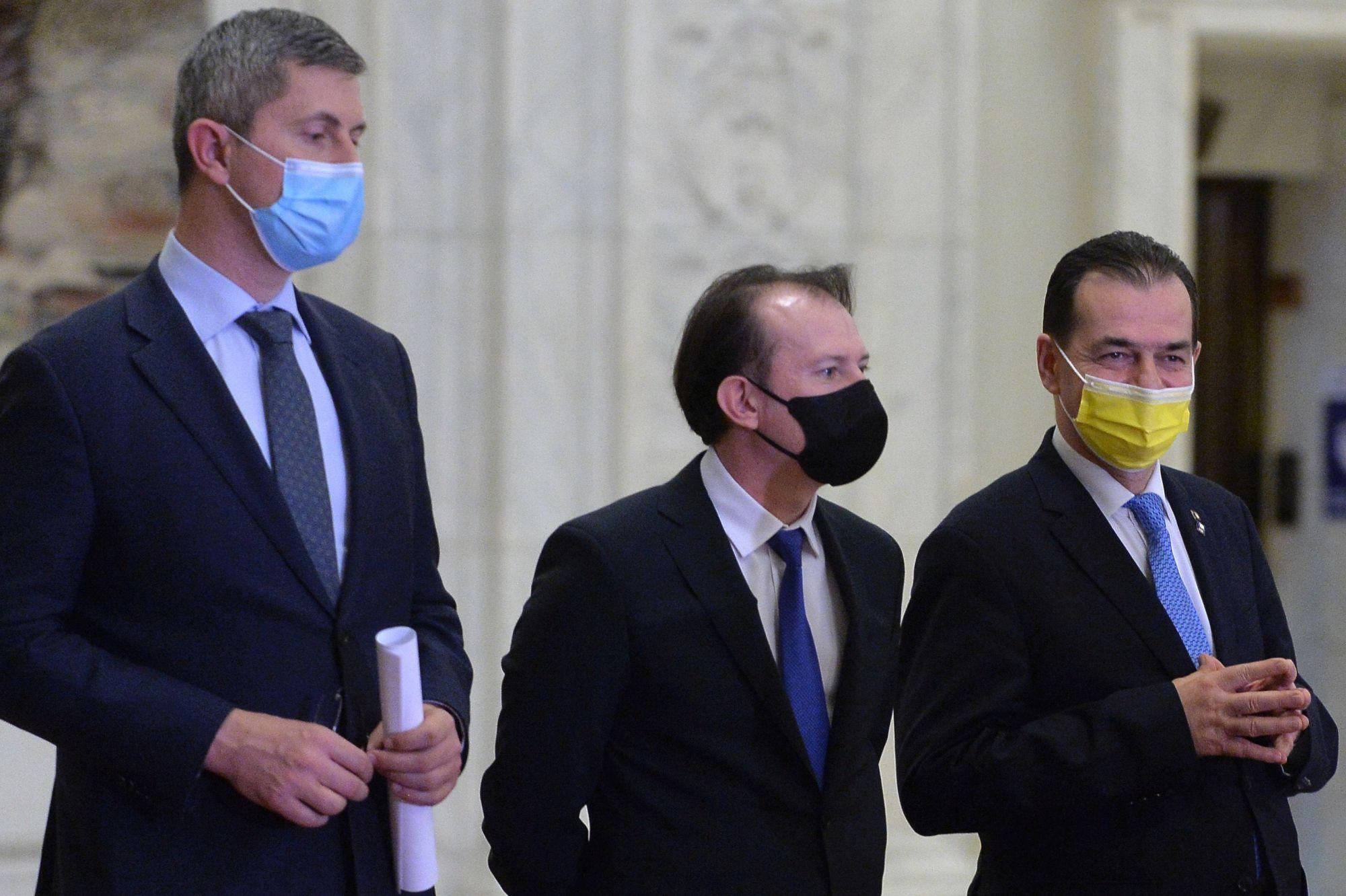 Reacția lui Florin Cîţu, întrebat dacă ar fi de acord ca Vlad Voiculescu să fie numit consilier onorific la Ministerul Sănătății