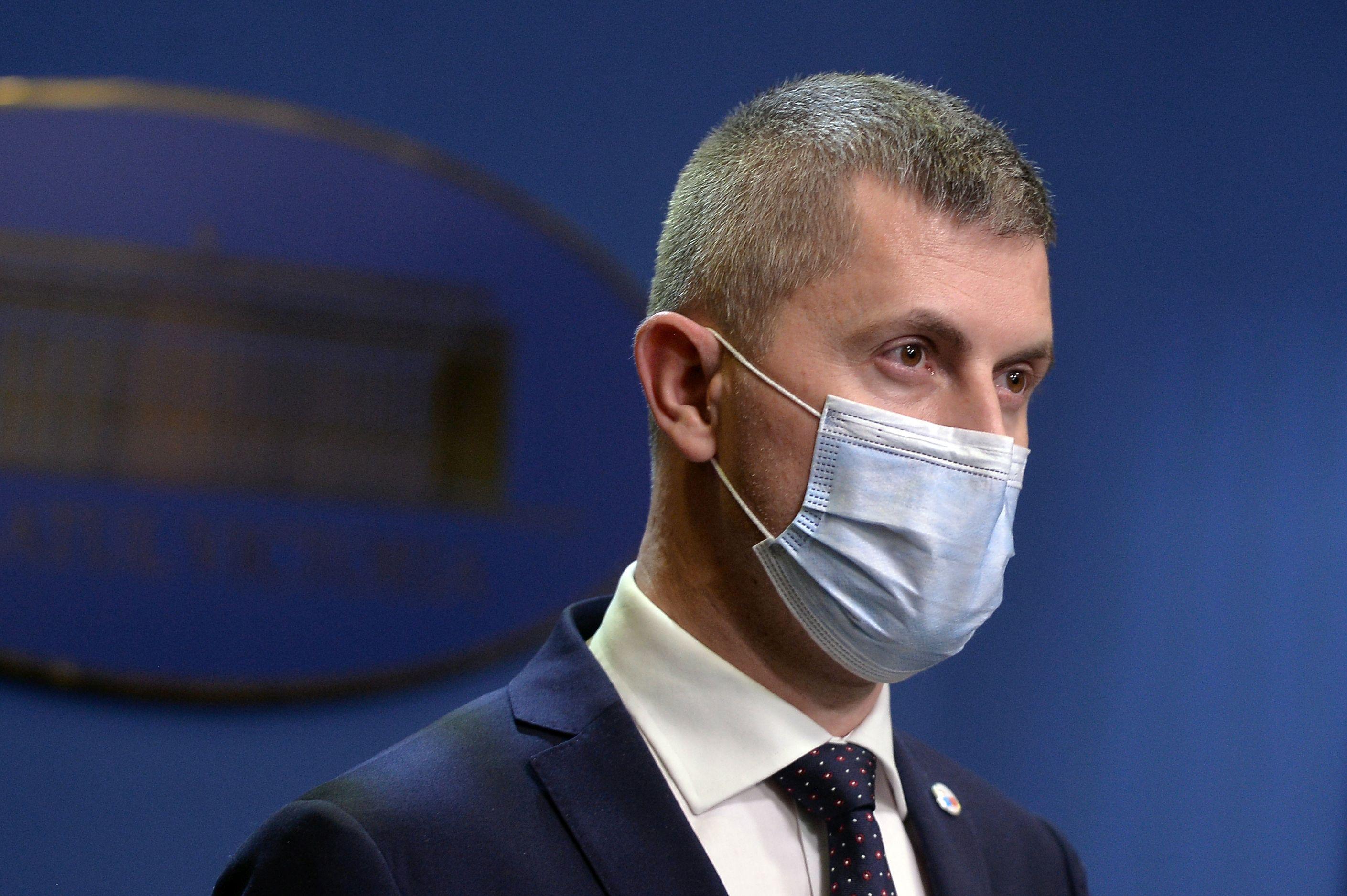 Ce spune Dan Barna despre varianta ca Vlad Voiculescu să fie numit consilier al ministrului Sănătății