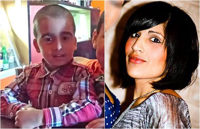 Rosdeep Adekoya şi Mikaeel