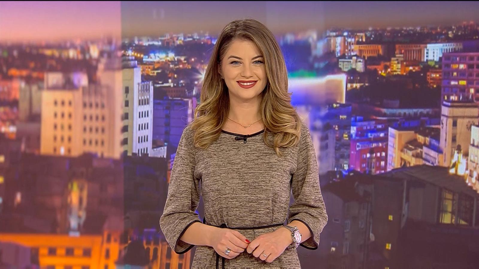 Francesca Simionescu vă prezintă știrile zilei la Observator Update