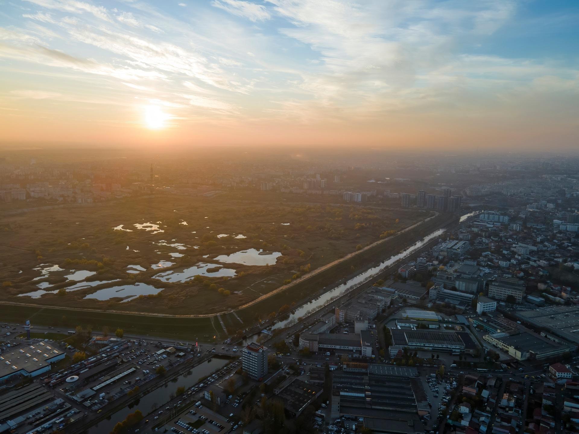 amenzi pentru poluarea aerului din București