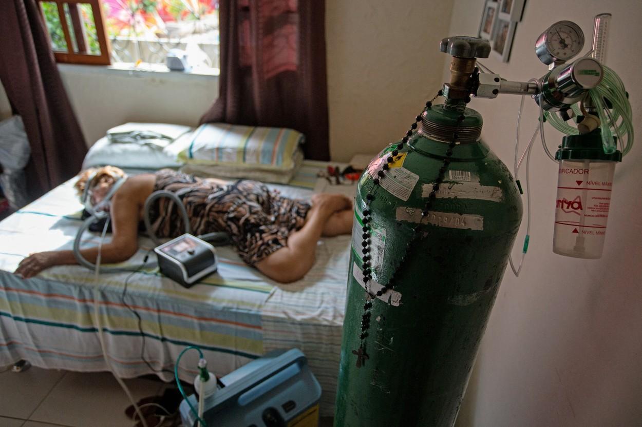 """""""Este o Fukushima biologică"""". Brazilia a ajuns epicentrul pandemiei de coronavirus, cu peste 4000 de morți pe zi"""