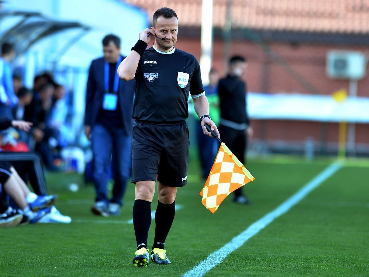Gestul lui Octavian Şovre, condamnat de mai mulţi foşti fotbalişti englezi