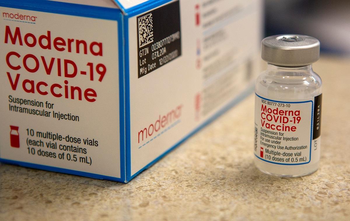 Vaccinul Moderna