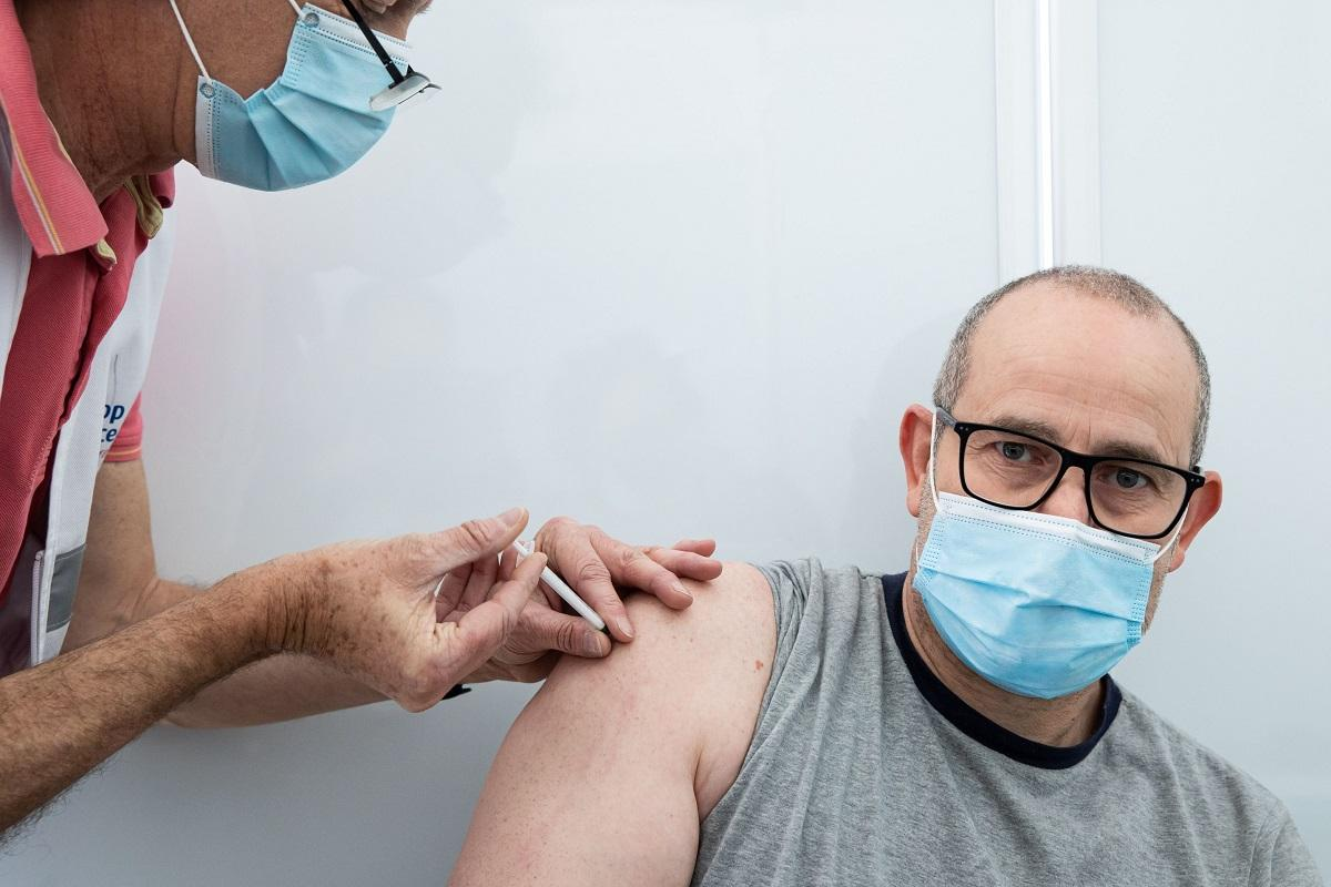 Aproape 57.000 de români s-au vaccinat împotriva coronavirusului, în ultimele 24 de ore