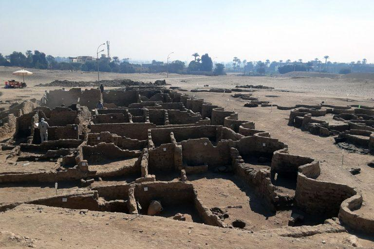 """Ruinele """"Orașului de Aur"""""""