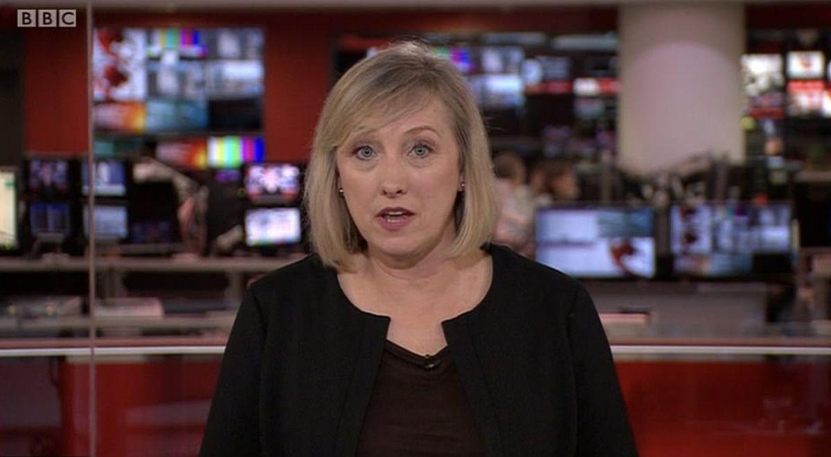 O prezentatoare BBC anunță cu lacrimi în ochi moartea prințului Philip, soțul reginei Elisabeta a II-a