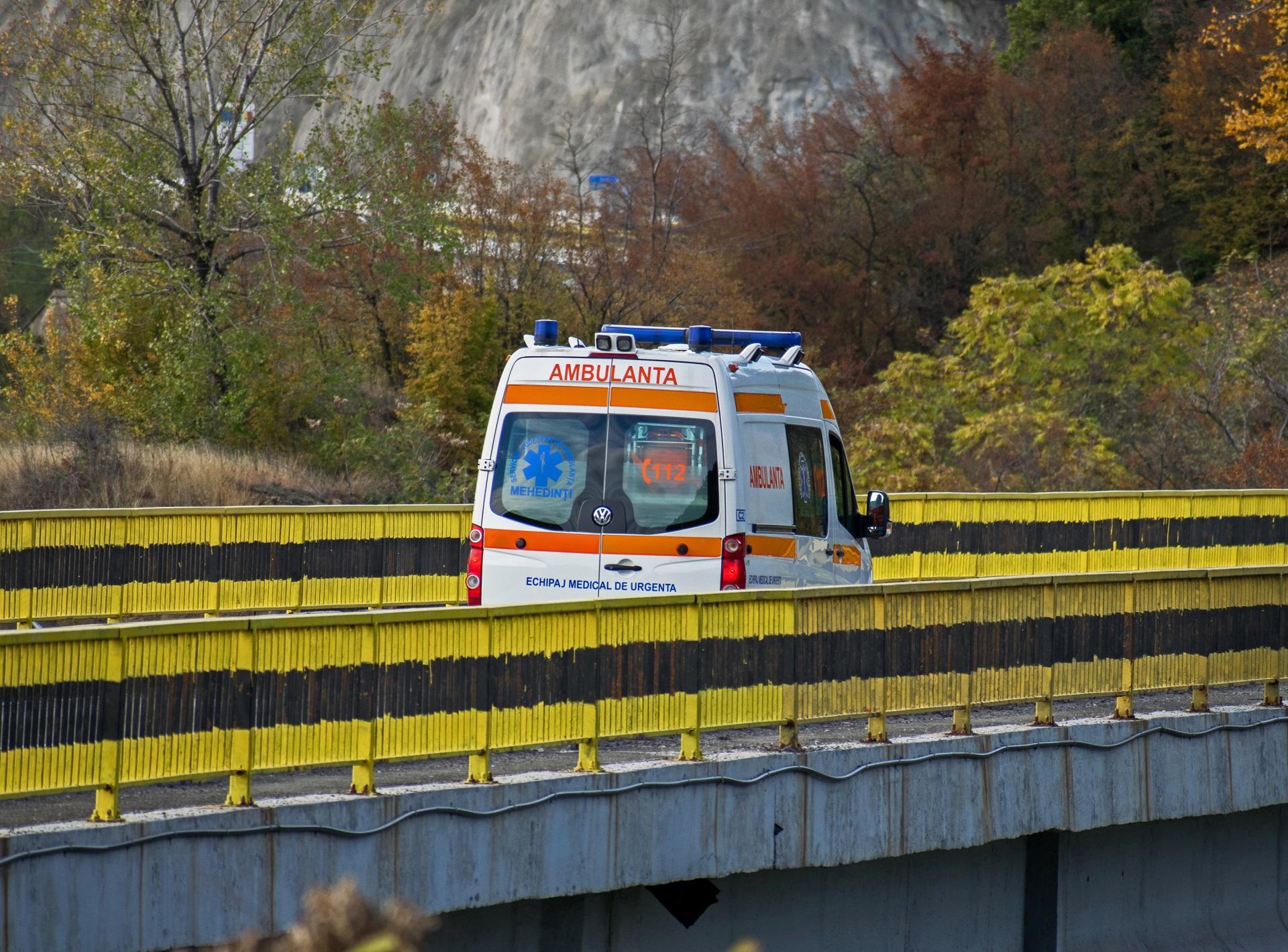 accident TIR Brașov
