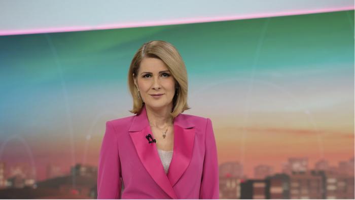 Alessandra Stoicescu prezintă reportajele în exclusivitate