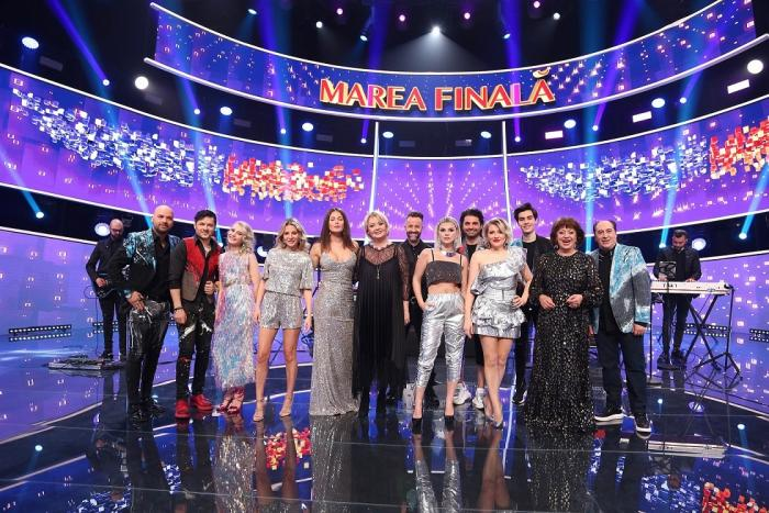 Adriana şi Romică au câștigat cel de-al 16-lea sezon Te cunosc de undeva. Finala, lider de audienţă în rândul publicului din mediul urban