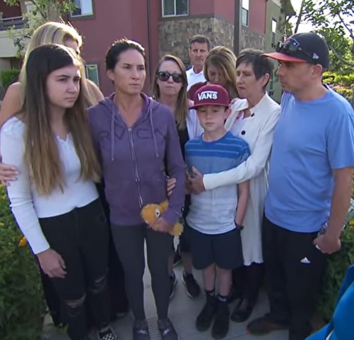 Familia lui Aiden
