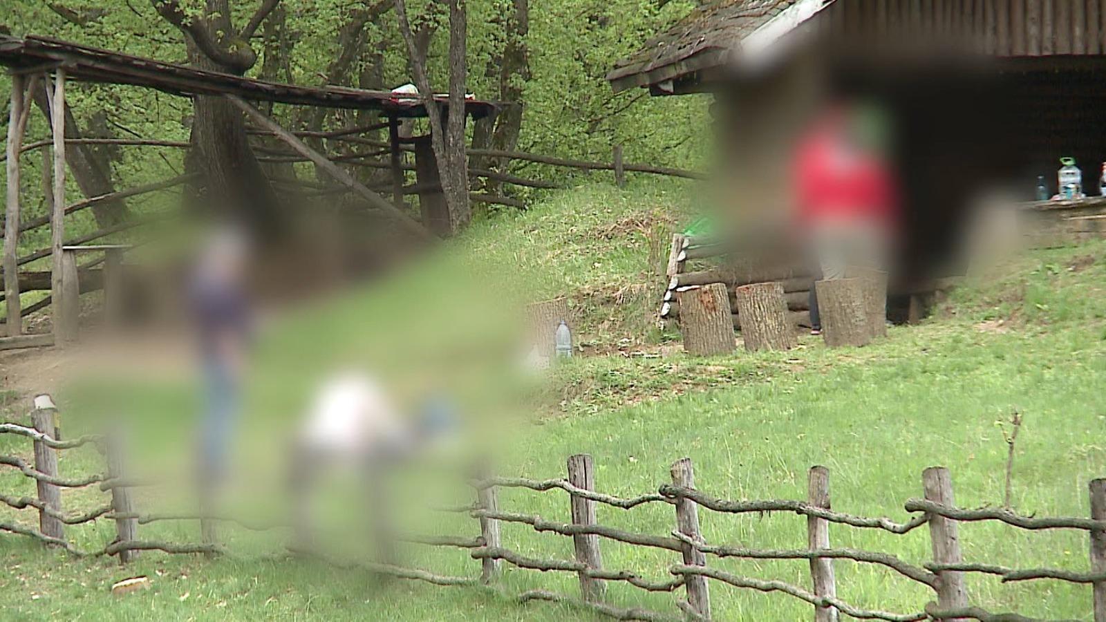Un copil şi-a împuşcat fratele mai mic cu o puşcă cu aer comprimat în timpul unui picnic