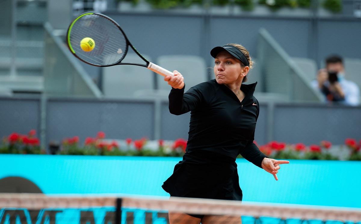 Simona Halep era favorită trei la Mutua Madrid Open 2021
