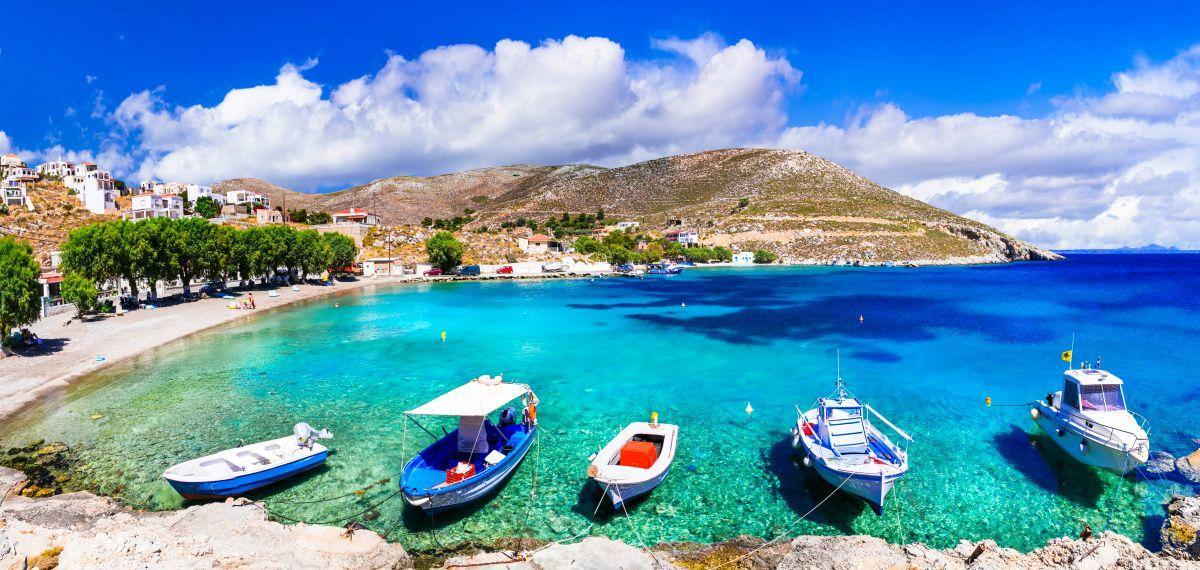 Insula Kalymnos intră în lockdown, la o zi după ce Guvernul de la Atena a relaxat restricțiile în toată țara