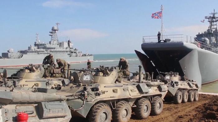 Rusia menţine zeci de mii de soldaţila graniţa cu Ucraina.Avertismentul secretarului general al NATO