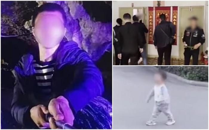 Un tată și-a vândut băiețelul de 2 ani, ca să-și ducă noua iubita în vacanță. Chinezul, care obținuse custodia copilului după divorț, a fost arestat