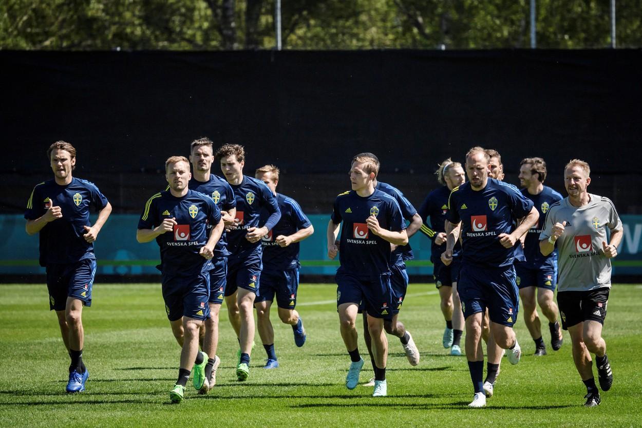 Lotul Suediei pentru Euro 2020. Suedezii vin la Campionatul Mondial fără Ibrahimovic