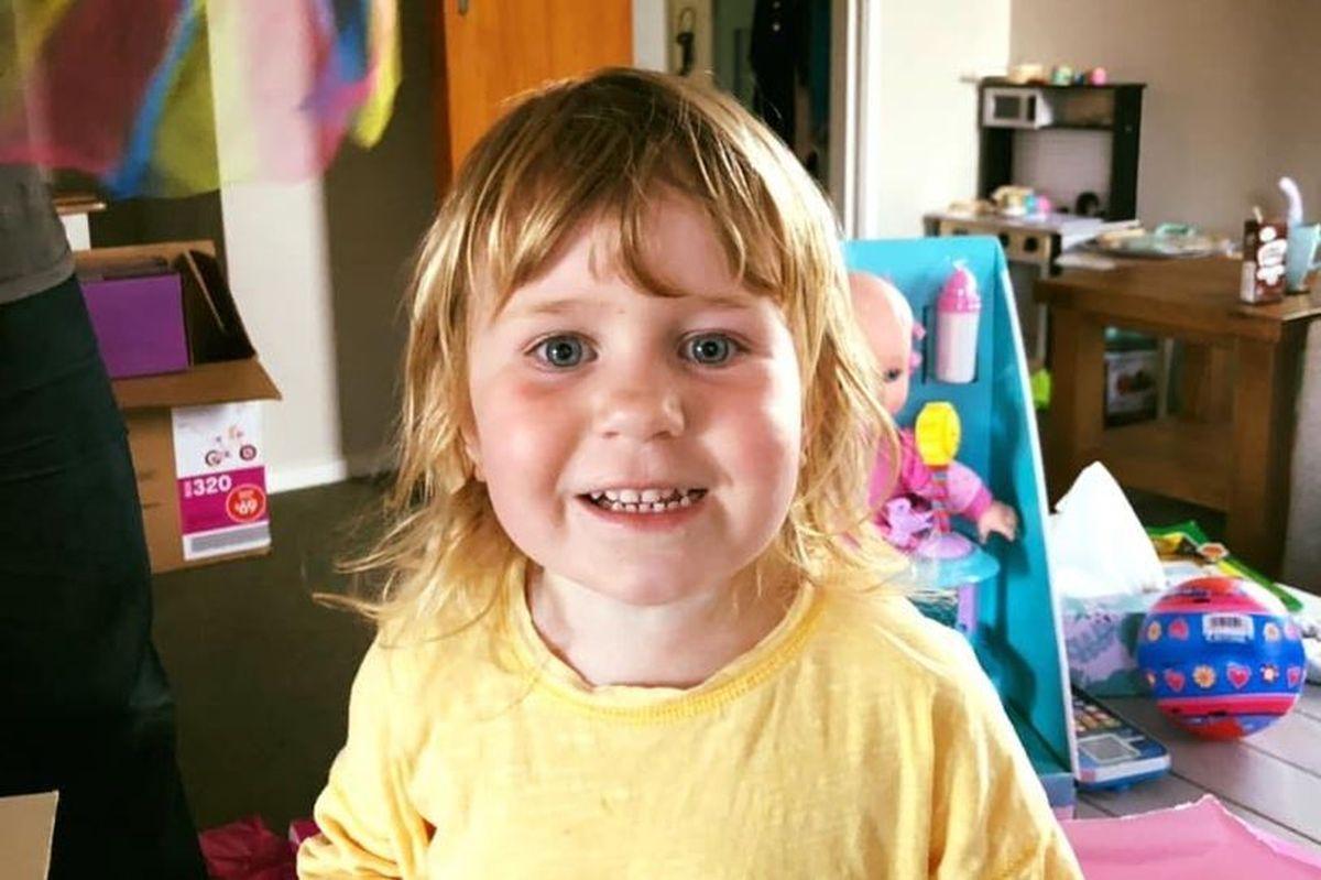 Amberlie Pennington-Foley a murit într-un accident la locul de joacă