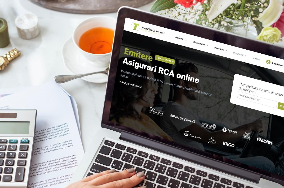 Cum să cumperi poliţă RCA online, fără drumuri şi fără hârtii