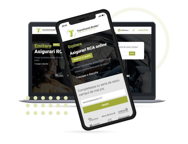 Oferte asigurări RCA online Transilvania Broker