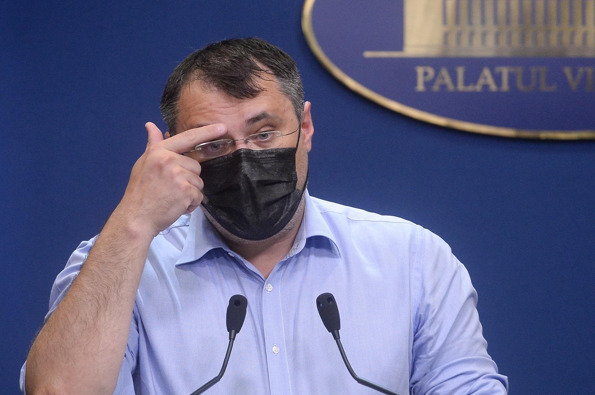 Ministrul Fondurilor Europene, Cristian Ghinea