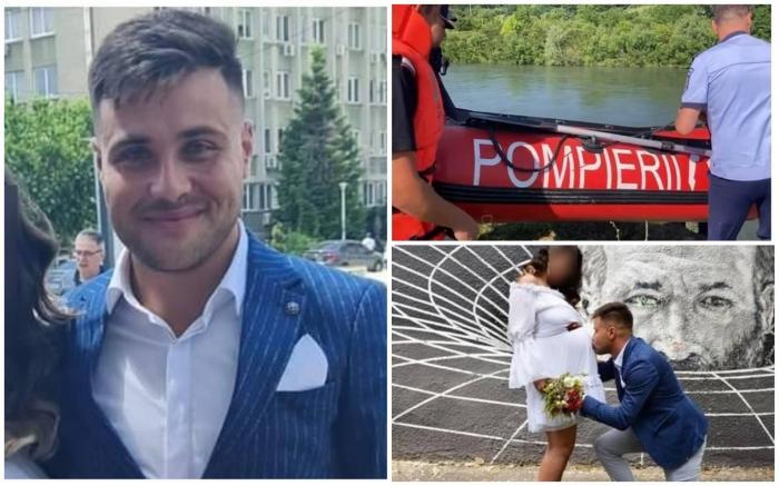 Mihai Laurenţiu Beuran, din Târgu Jiu, s-a dezechilibrat și a căzut, duminică seara, dintr-o barcă, în râul Jiu