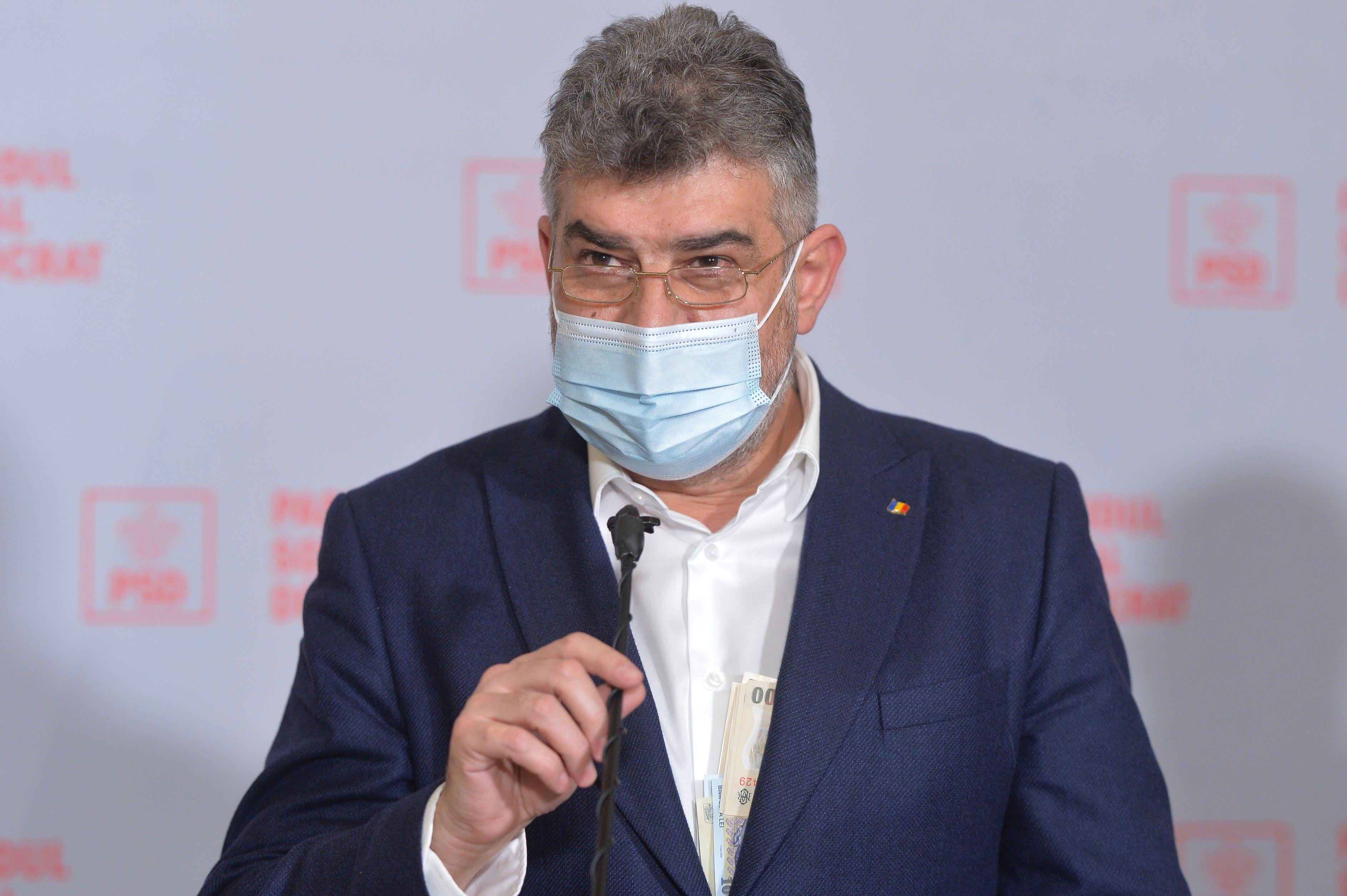 Marcel Ciolacu îi răspunde lui Cristian Ghinea: Ce demisii ceri tu?! N-ai plecat? Încă mai ești în Guvernul României?!