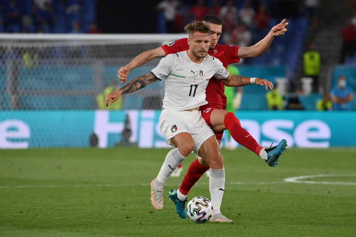 LIVE TEXT Turcia - Italia 0-2, meciul de deschidere al EURO 2020. Immobile majorează diferenţa