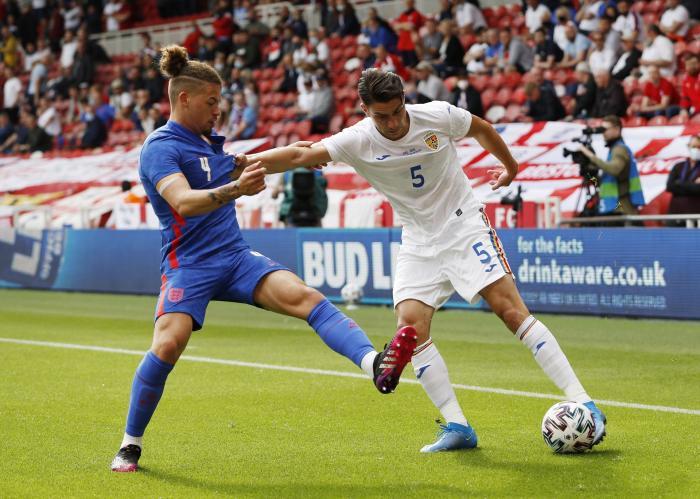 Anglia a învins România după 51 de ani, scor 1-0