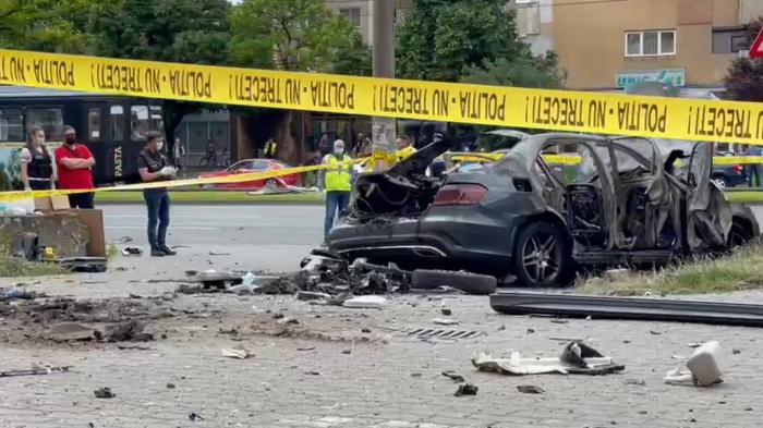 La zece zile de la atacul cu bombă din Arad nu a fost identificat niciun suspect. Șeful Poliției Române va coordona ancheta