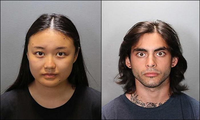 Marcus Anthony Eriz, în vârstă de 24 de ani, și Wynne Lee, în vârstă de 23 de ani