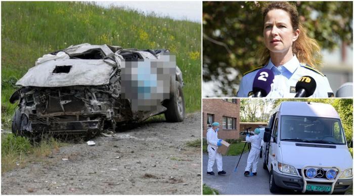 Crimă oribilă în Norvegia. Un român de 20 de ani ar fi ucis o tânără în Oslo, apoi a intrat cu maşina pe contrasens, într-o dubă