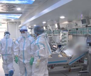 O echipă Observator s-a întors la secţia ATI de la Marius Nasta, la o săptămână după ce a filmat imagini de coşmar. Câţi pacienţi mai sunt în viaţă astăzi