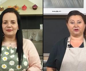 Doua bucătărese românce faimoase pe Youtube s-au certat în instanță pentru rețeta de ecler la tavă. Ce a decis Tribunalul București
