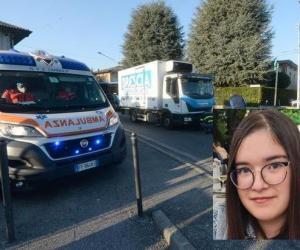 Larisa s-a făcut înger. Drama unor români care şi-au pierdut fiica de 15 ani, într-un accident cumplit în Italia. Oamenii au decis să-i doneze organele