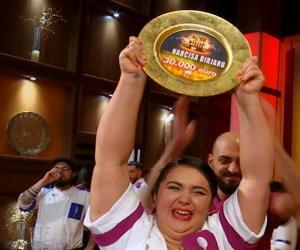 Cine este Narcisa Birjaru, câştigătoarea sezonului 9 Chefi la cutiţe