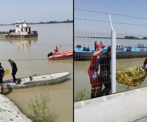 Cele două surori care au dispărut în Dunăre au fost găsite moarte. Mama lor a aflat de tragedie, după ce iniţial rudele i-au spus că le lovise o maşină
